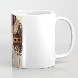 Amanda Palmer Six of Wands Coffee Mug