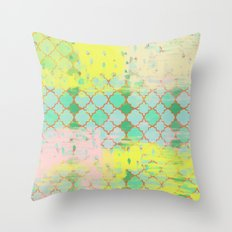 Something Claude Said Throw Pillow