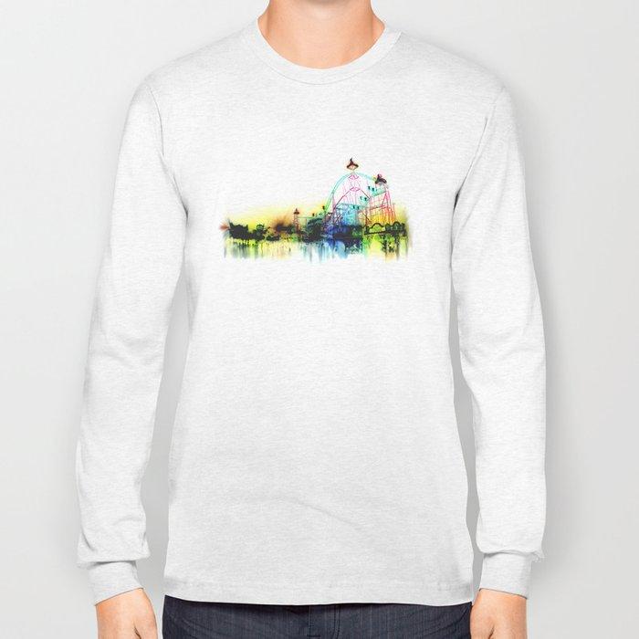 white fair. Long Sleeve T-shirt