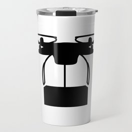 Drone Delivery Travel Mug