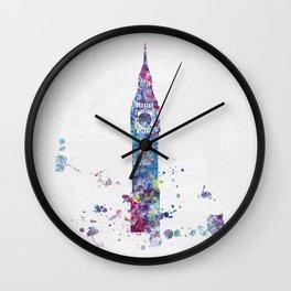 Tower Bridge - London Wall Clock