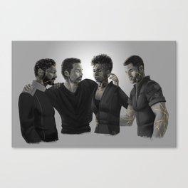 The Expanse Roci Crew Kintsugi Canvas Print
