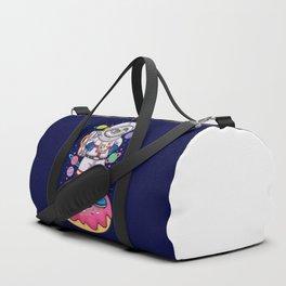 Space Sloth Duffle Bag