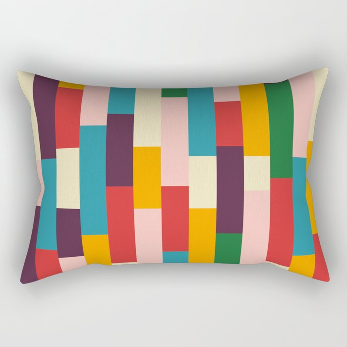 Classic Retro Empusa Rectangular Pillow