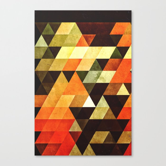 Syvynty Canvas Print