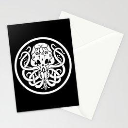 Cthulhu Symbol Stationery Cards