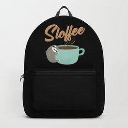Sloffee | Coffee Sloth Backpack