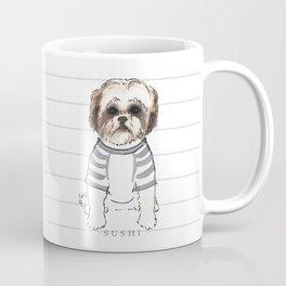 Sushi Pup Portrait Mug