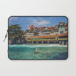 Thun, Switzerland - 2 Laptop Sleeve