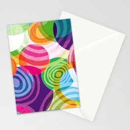 Circle-licious Sweetie Stationery Cards