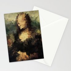 Panelscape Iconic - Mona Lisa Stationery Cards