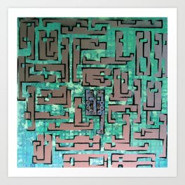 robosutra Art Print
