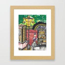 The Bronx Zooo Framed Art Print
