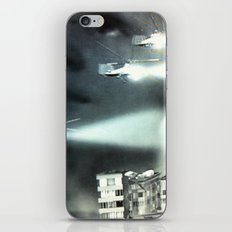 Is this the future I was promised? iPhone Skin