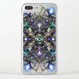 Venus Project Tribute v2 Clear iPhone Case
