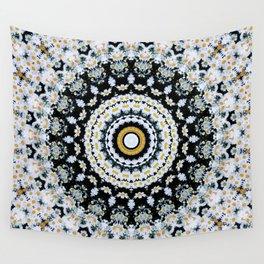 Just Because Nothingness Mandala Wall Tapestry