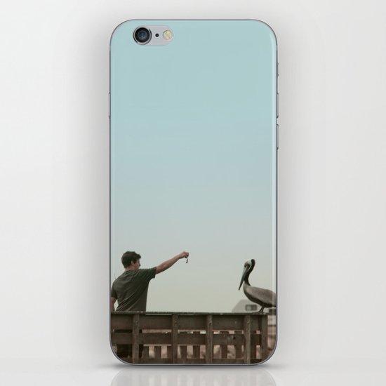 Here Birdie Birdie Birdie iPhone & iPod Skin