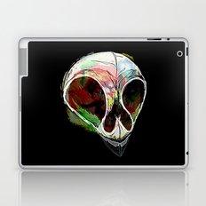 Rainbow Skull Laptop & iPad Skin