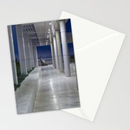 Cardinale Seduto at the Getty Stationery Cards