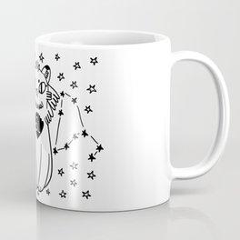 zodiac cat leo Coffee Mug