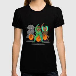 Space Hopper Dinosaurs T-shirt