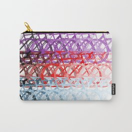 Bicycles palette Carry-All Pouch