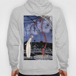 """Rosalie's Tree"" by Fairy Artist Virginia Sterrett Hoody"