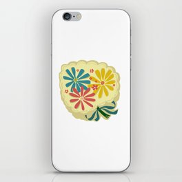 Lucy Floral iPhone Skin