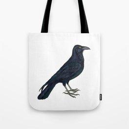 Hark! The Raven Cries! Tote Bag