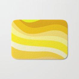 Retro Waves 6 Bath Mat