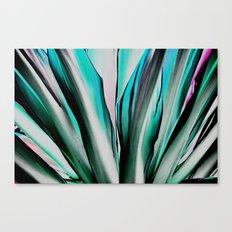 Under Flora #1 Canvas Print