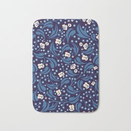 Starlit Forest Floor Bath Mat