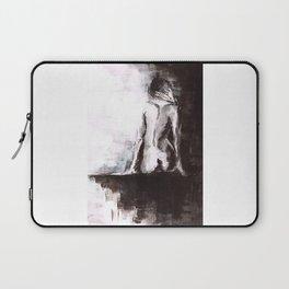 Woman nude Laptop Sleeve