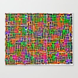 to 2...two too much? Canvas Print