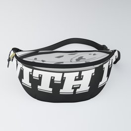 Seal With It Pinniped Animal Lover Gift Fanny Pack
