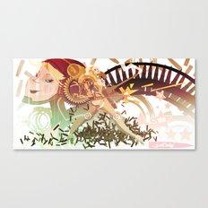 50 Caly Canvas Print