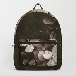 hydrangea too Backpack