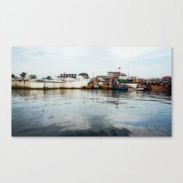 Lake Victoria Canvas Print