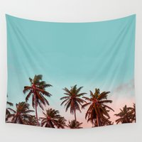 california Wall Tapestries featuring California by 83 Oranges™
