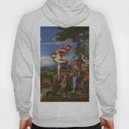 """Titian (Tiziano Vecelli) """"Bacchus and Ariadne"""", 1520-1523 Hoody"""