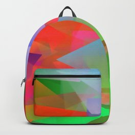 Indian summer is starting ... Backpack