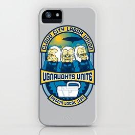 Ugnaughts Unite iPhone Case