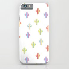 Catctus Multicolor Slim Case iPhone 6s