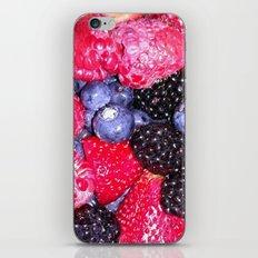 Berries iPhone & iPod Skin