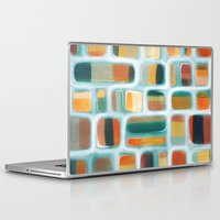 rothko Laptop & iPad Skins featuring Color apothecary by Efi Tolia