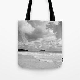 Monochrome Hawaii Tote Bag