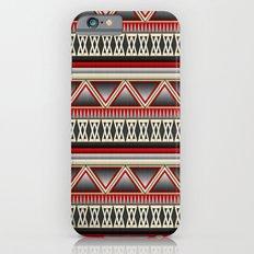 Dark Romance Tribal iPhone 6s Slim Case