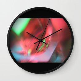 Abstract Energy  Wall Clock
