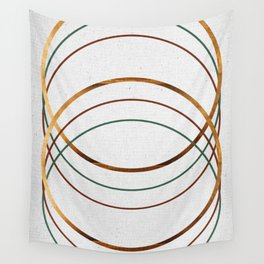 Ring Wall Tapestry