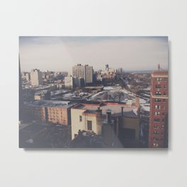 North Chicago Metal Print
